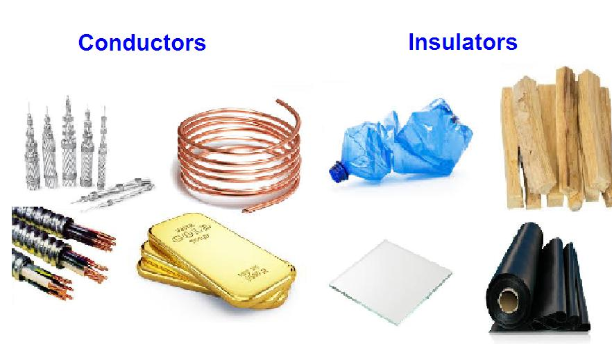 Electrical Conductors And Insulators : What are conductors and insulators guide electrical