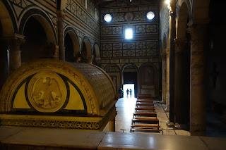 San Miniato Florence Italy Gregorian Chant church basilica
