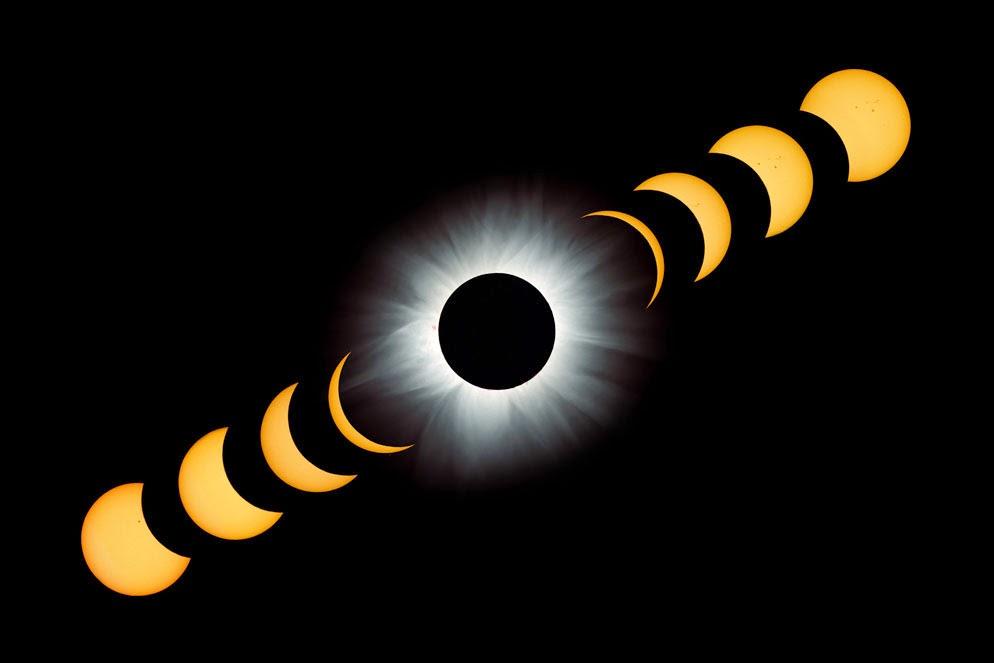ODISEA: Eclipses de Sol