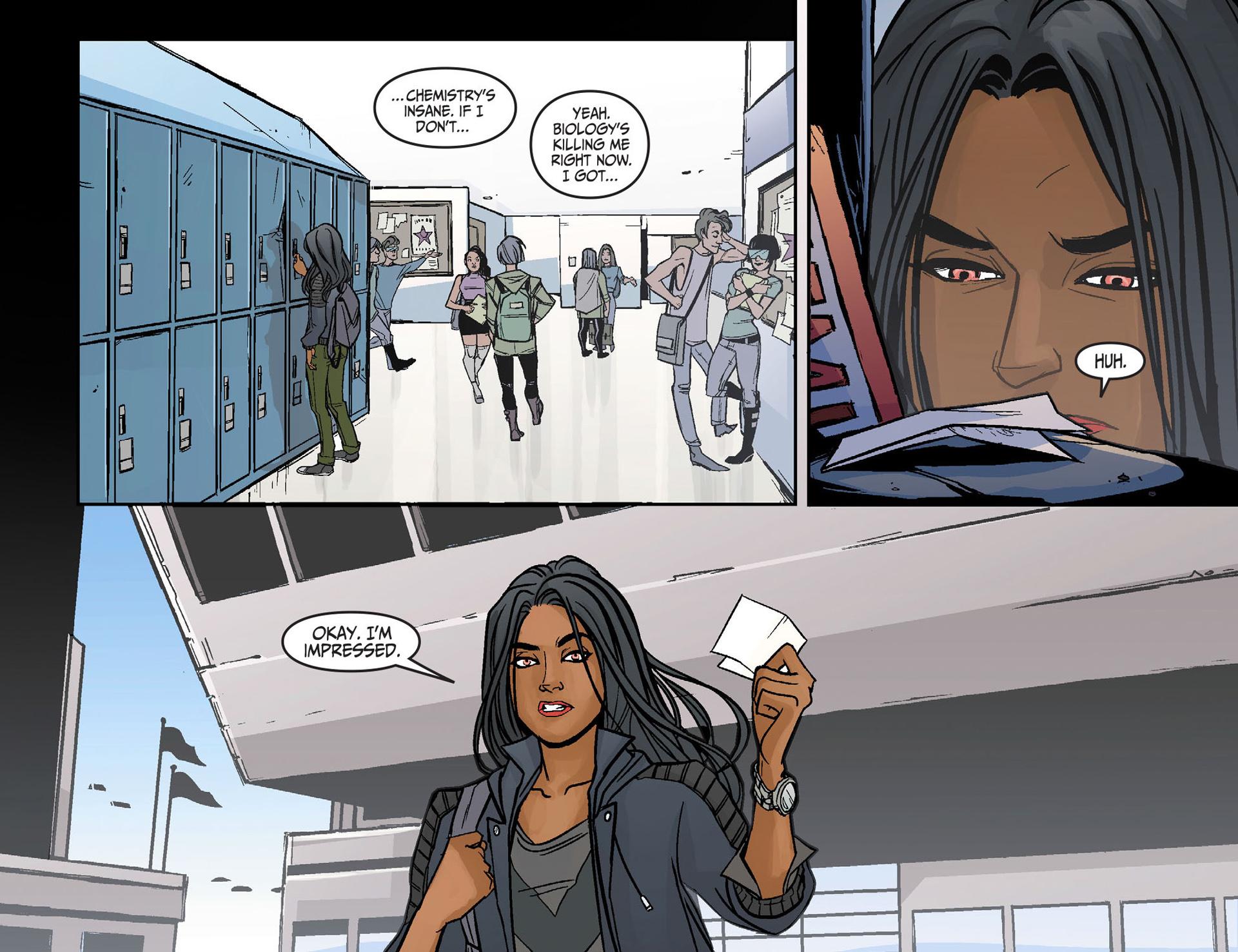 Batman Beyond (2012) Issue #29 #29 - English 21
