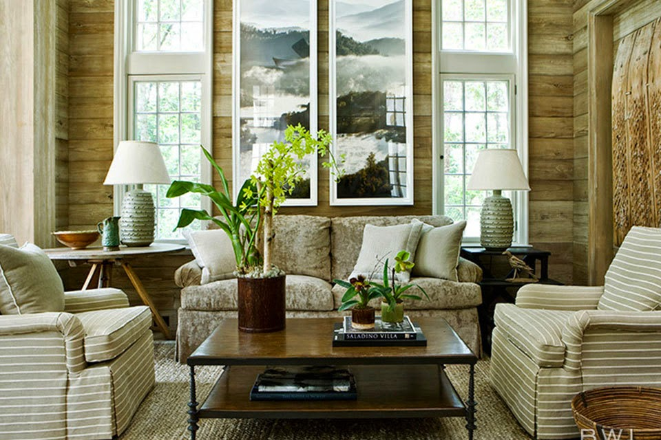 Symmetrical Room fiorito interior design: catch your balance: symmetry vs. asymmetry