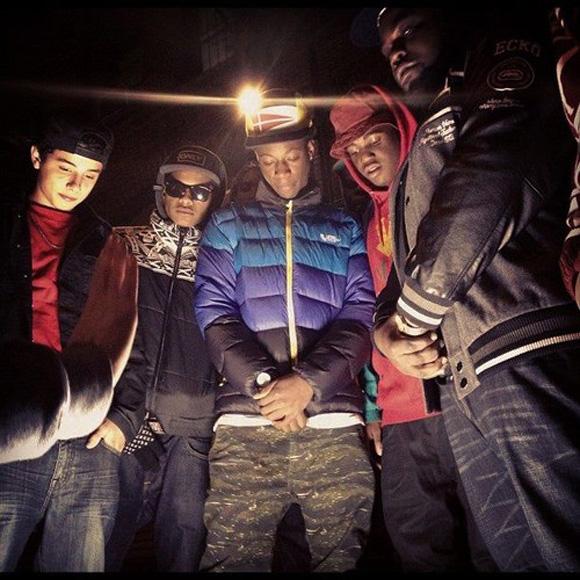 Joey Bada$$ - B.A.R'd (Ft. Action Bronson)