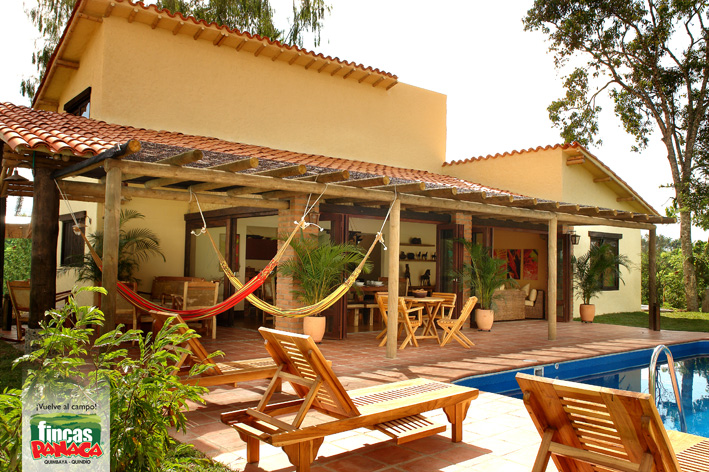 Casa finca la arboleda a orada ltda febrero 2012 for Casas en la finca