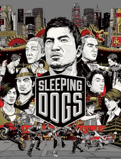 Sleeping Dogs Case
