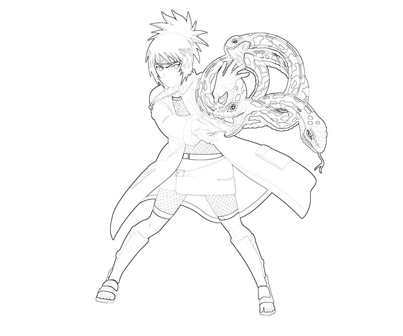printable-naruto-anko-mitarashi-funny_coloring-pages-6