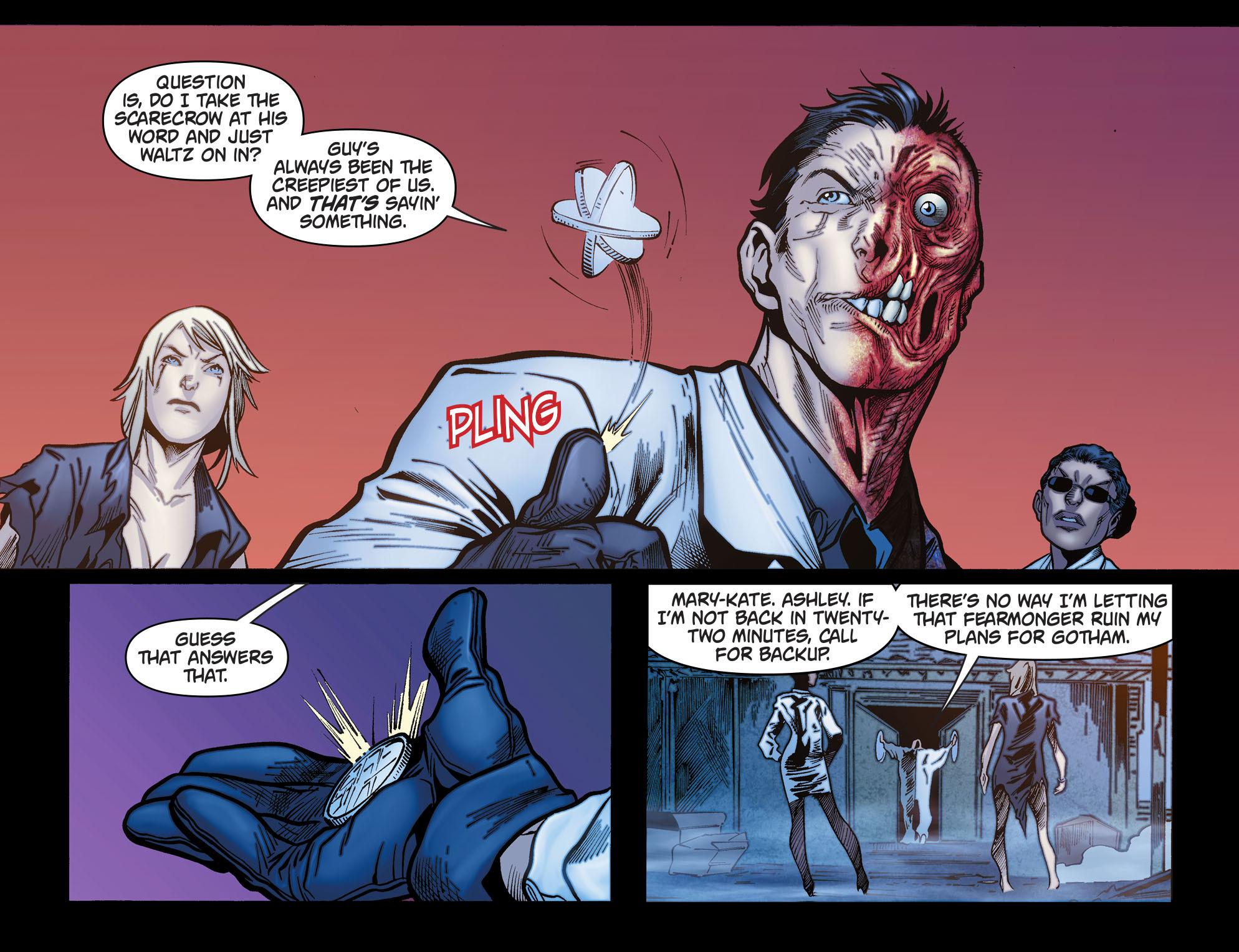 Batman: Arkham Knight [I] Issue #36 #38 - English 18