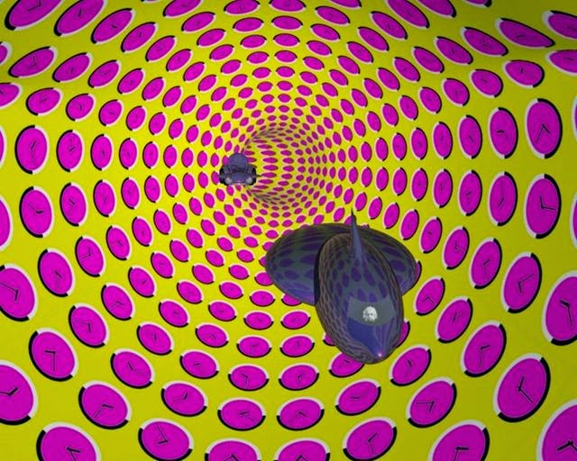 Moving Pictures Optical Illusions to trick your brain