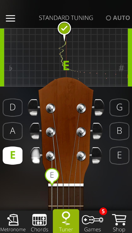 гитар тюнер скачать на андроид
