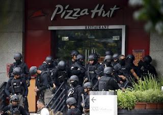 Dunia Tercengang Indonesia Cuma Butuh 3 Jam Taklukan Serangan Teroris