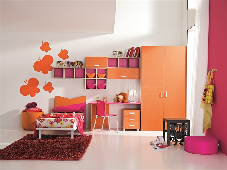 5 ideas para decorar un cuarto infantil dormitorios con for Ideas para decorar un dormitorio
