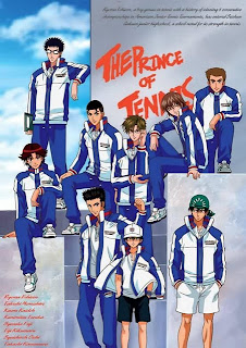 The Prince of Tennis, Dublado, online, episodios