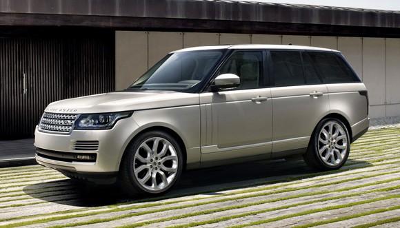 Nueva Range Rover 2013