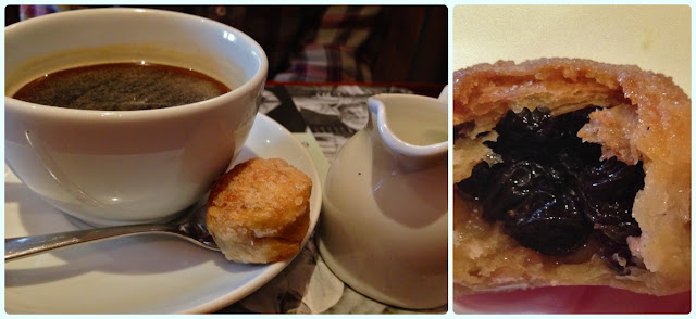 The Clog and Billycock - Mini Eccles Cake