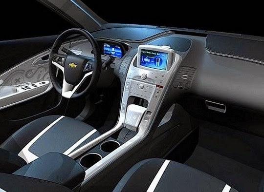 2015 Chevrolet Volt Interior