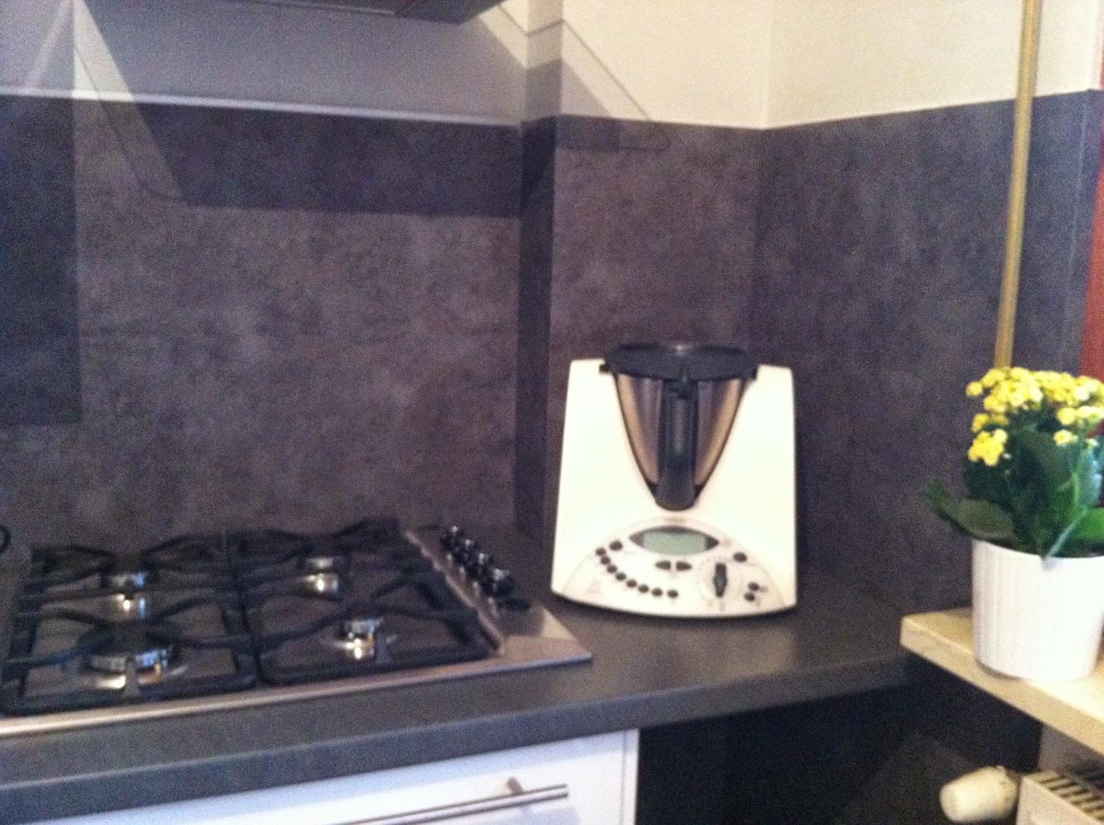 Piastrelle in pvc in cucina - Mattonelle per cucina ...