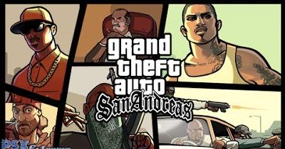 CHEAT GTA San Andreas Untuk PC dan PS 2