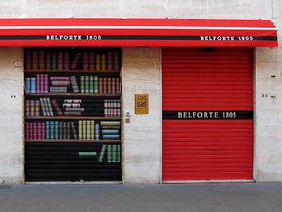Belforte bookshop, Livorno
