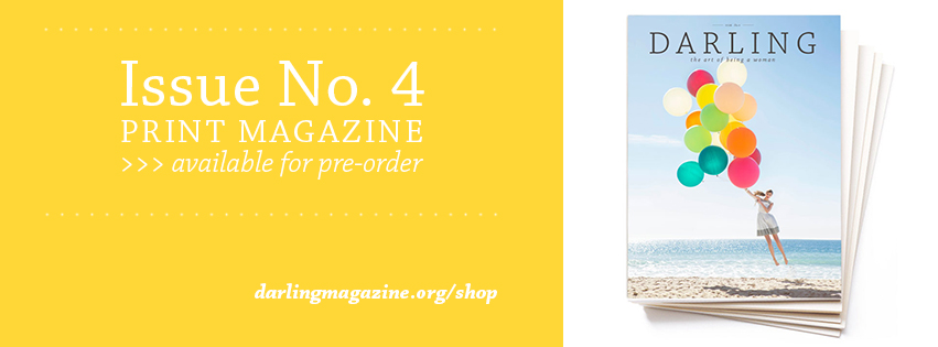 Darling Summer Issue Now Available For Pre-Order // Thoughts by Natalie