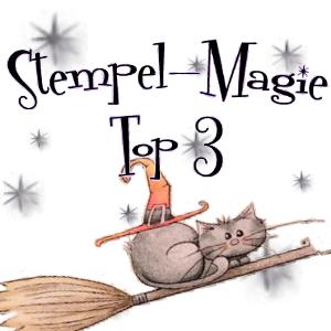 TOP 3 bei Stempel Magie Challenge 122