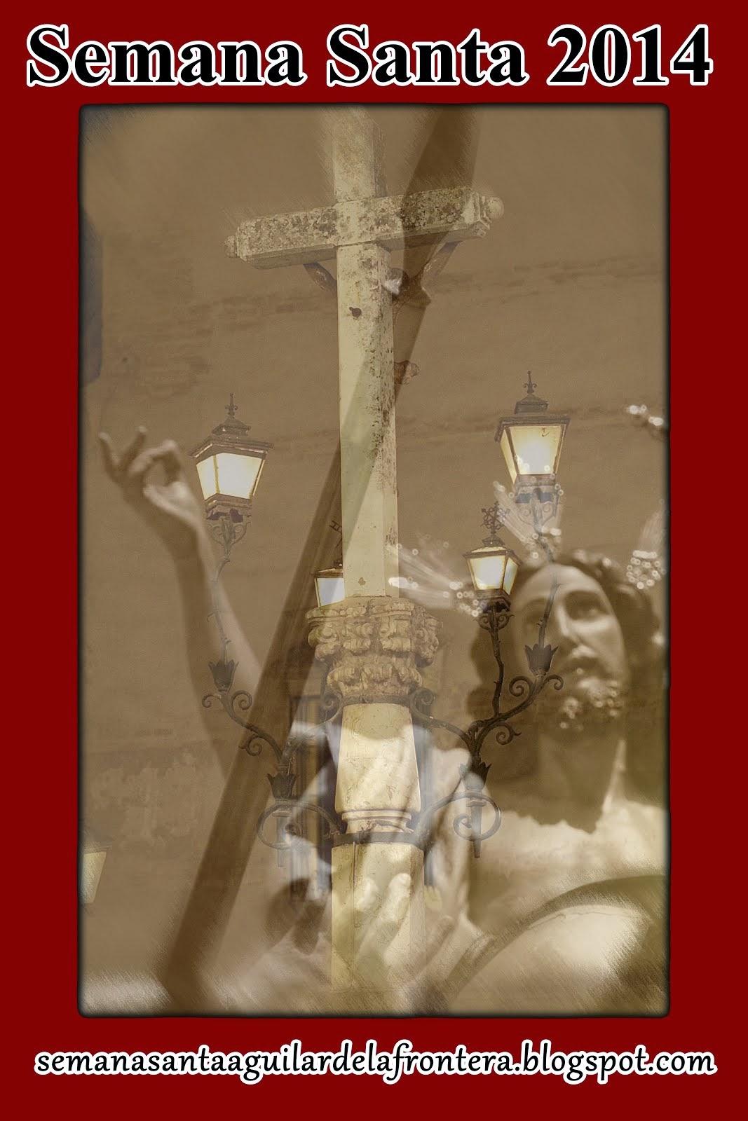 II Cartel Blog Semana Santa Aguilar de la Frontera