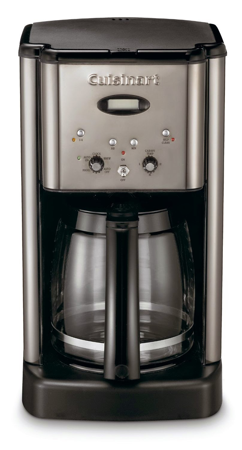Cuisinart Coffee Maker Dc1200 Reviews : Home, Garden & More...: Cuisinart DCC-1200 Brew Central 12-Cup Programmable Coffeemaker, Review ...