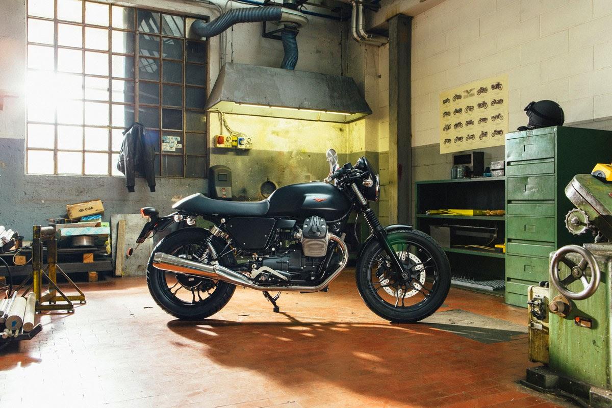 moto guzzi v7 custom kits grease n gas