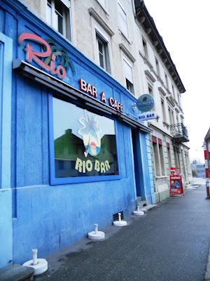 Rio Bar, Saint-Imier