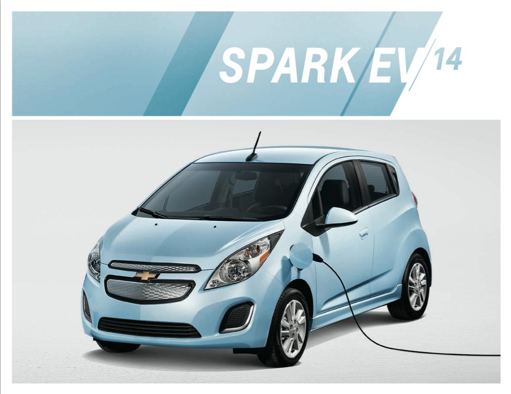 Kool Chevrolet 2014 Chevrolet Spark Brochure