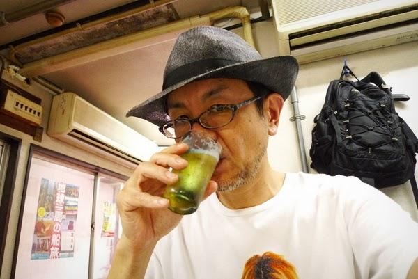 新福菜館三条店 昼ビール
