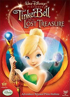 Tinker Bell y el Tesoro Perdido – DVDRIP LATINO