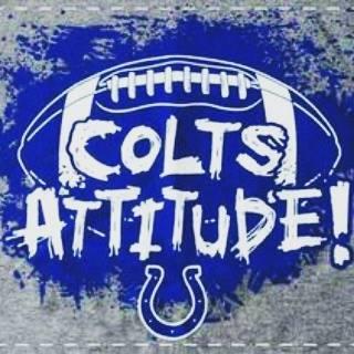 colts attitude!