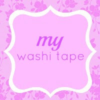 mi nuevo blog washi tape