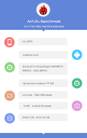 LG G Flex AnTuTu listing