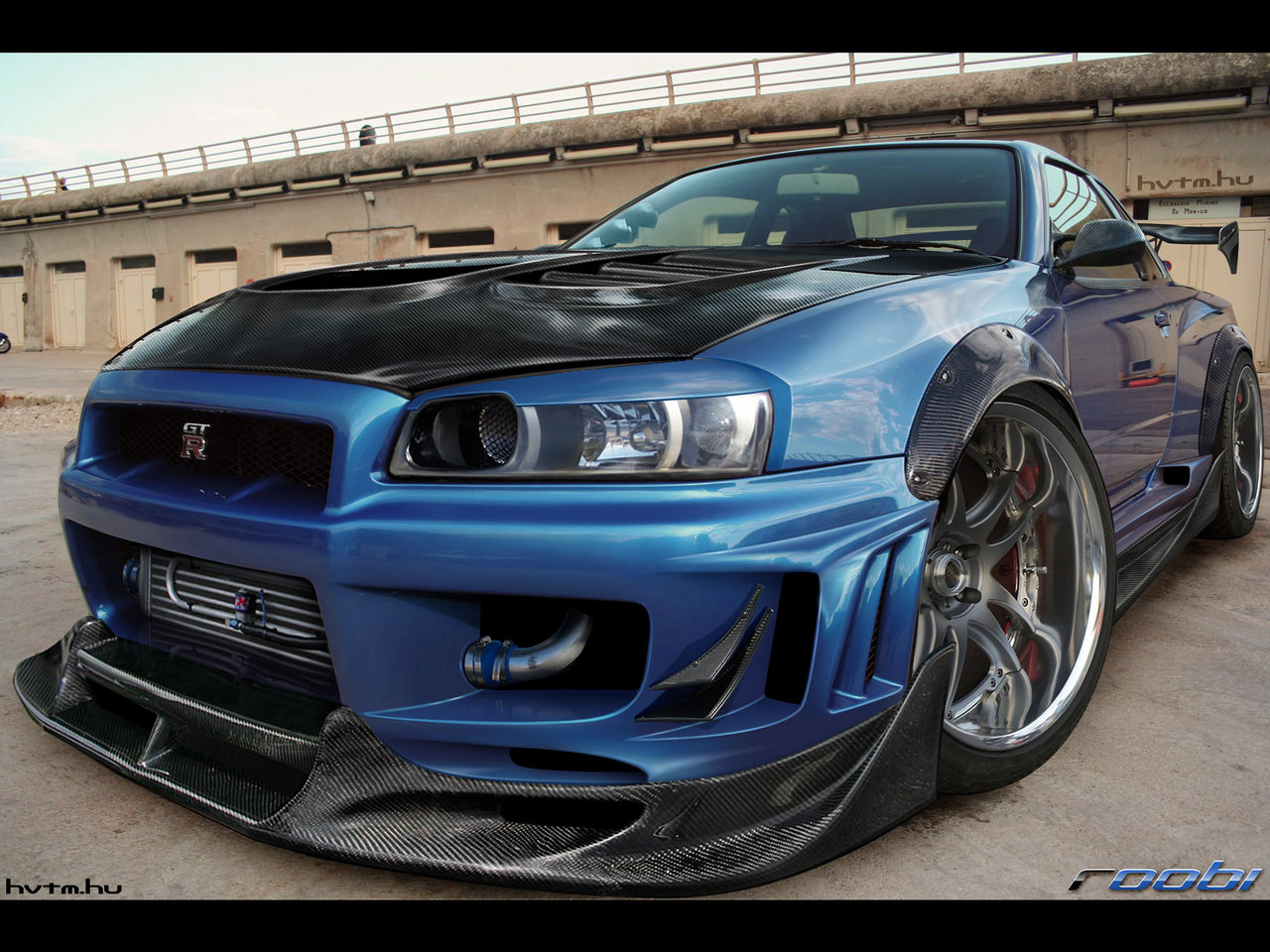 AUTO CARS PROJECT: Nissan Skyline gtr Pictures and Wallpapers