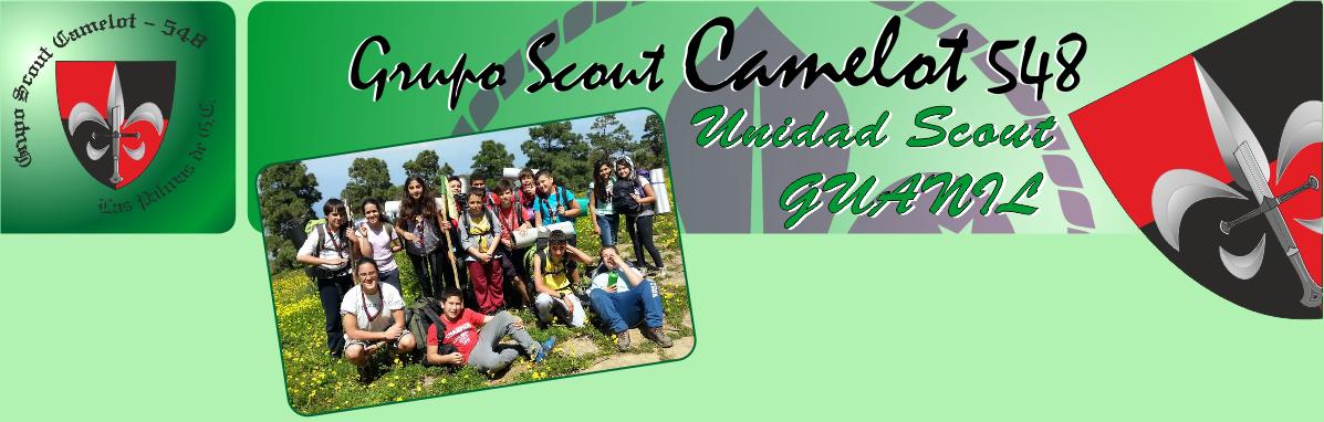 Unidad Scout Guanil - G.S. Camelot