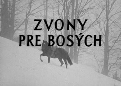 The Bells Toll For The Barefooted • Zvony pre bosých (1965)