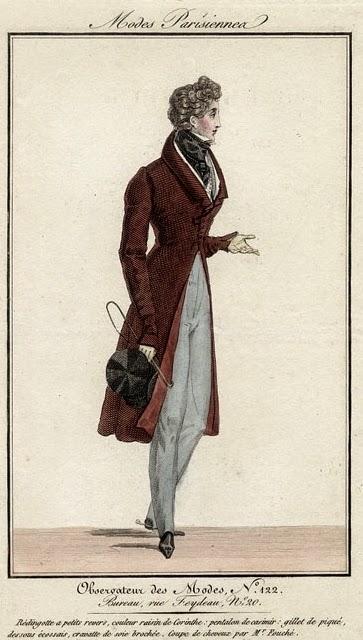 Observateur des Modes 1820
