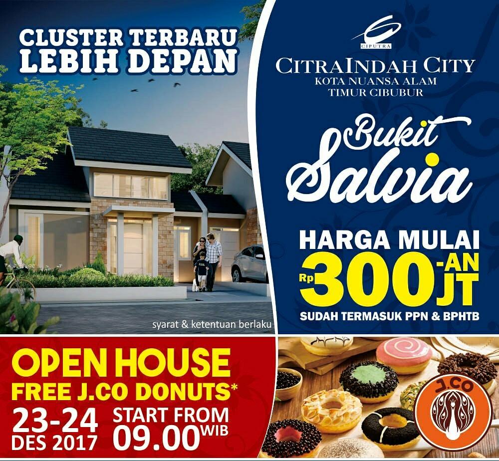 Open House Bukit Salvia