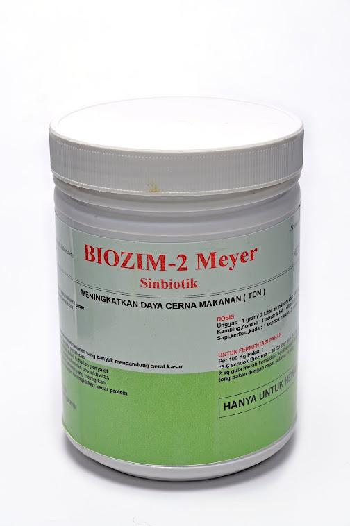 Biozim-2 Meyer (Probiotik dan Fermentasi Pakan)