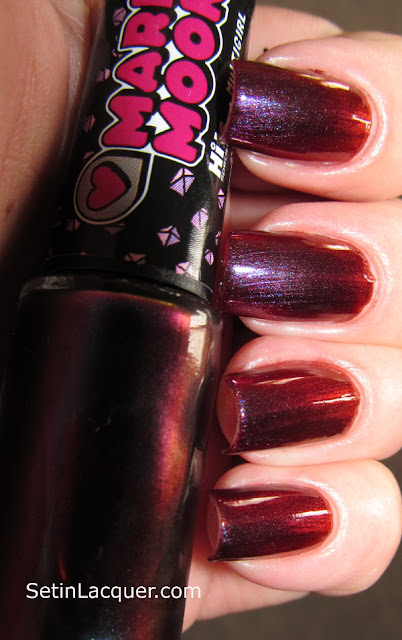 Hits Mari Moon Unconventional nail polish