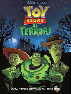 Toy Story of Terror! [2013] [TvRip-Avi] [Latino] [MG]