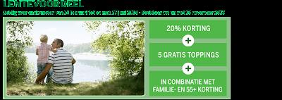 www.centerparcs.nl/om2333 lente voordeel