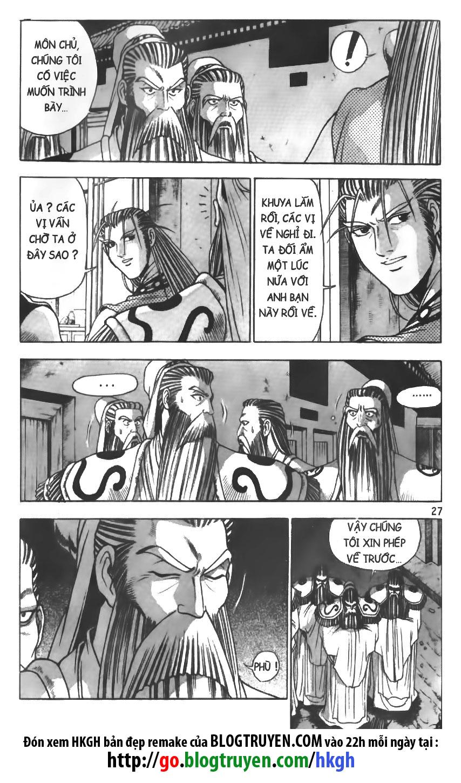 Hiệp Khách Giang Hồ chap 181 page 3 - IZTruyenTranh.com