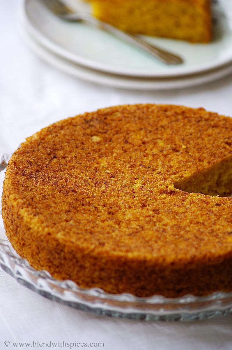 Eggless Strawberry Cake Recipe In Microwave
