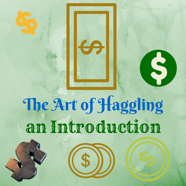 The Art of Haggling: An Introduction