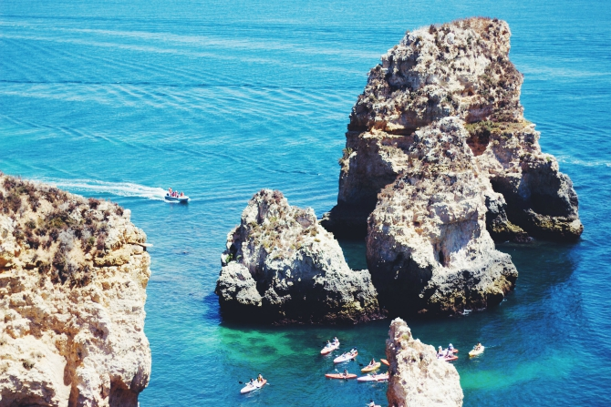 7 Days To Relax In The Algarve