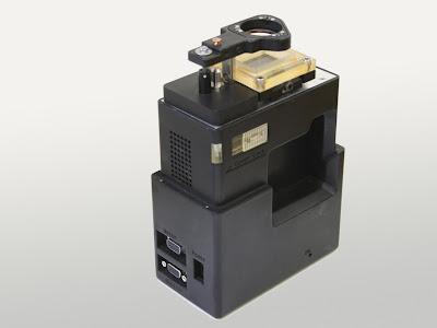 Pequena impressora 3-D concebida para uso doméstico (fonte: Mikro-Drucker TU Wien)
