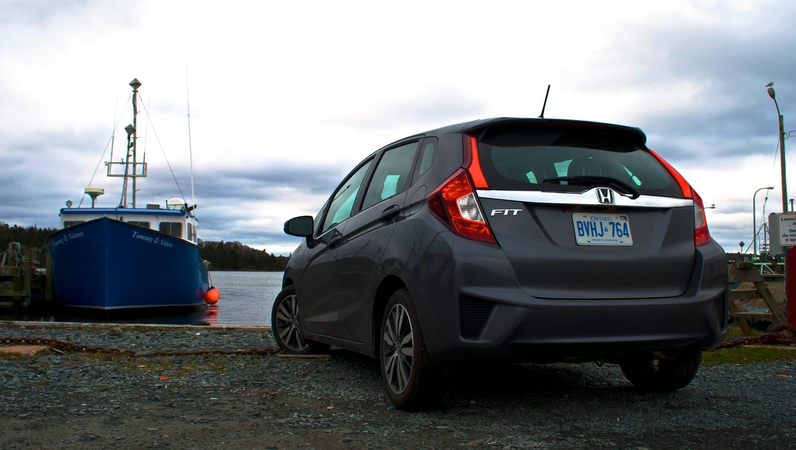 2015 Honda Fit EX Eastern Passage