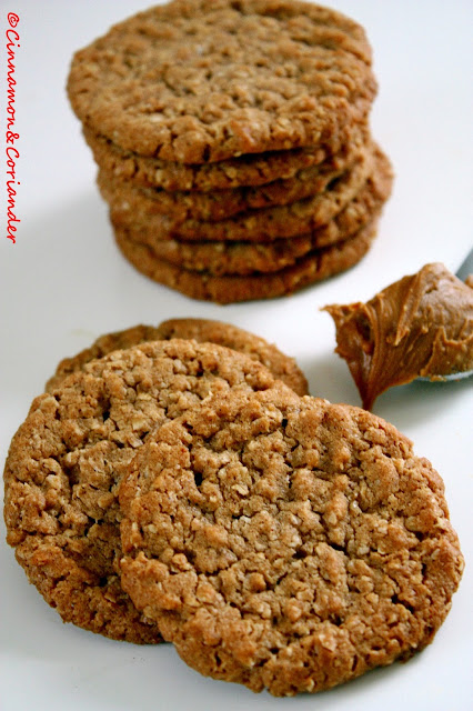 Biscoff Oatmeal Cookie