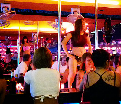 Pattaya Go-Go Girls